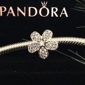 Original pandora flower 🌺 charm